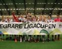 IFK Göteborgs vinnande U19-lag. Foto: Tobias, bluewhitephoto