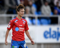 Helsingborgs Alex Timossi Andersson gjorde under 2017 13 matcher i Superettan. Foto: BILDBYRÅN