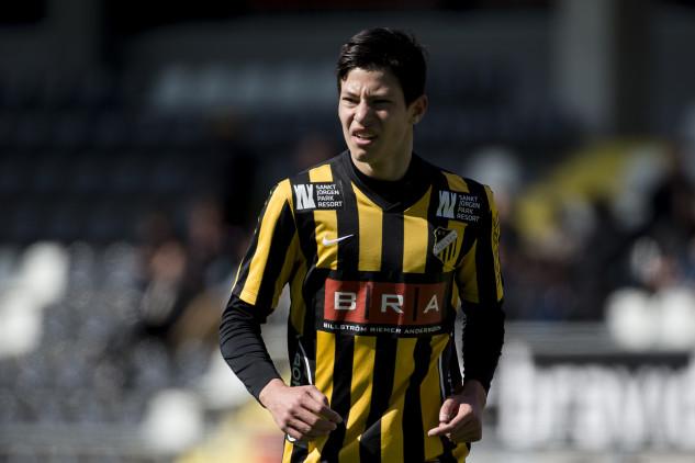 Fotboll, U19 Allsvenskan, HŠcken - Elfsborg