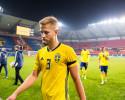 IFK Norrköpings Filip Dagerstål deppar efter förlusten mot Belgien. Photo: Petter Arvidson / BILDBYRÅN / kod PA / 92128