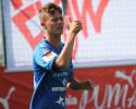 Jonathan Wadensten och hans Halmstads BK är nya serieledare i P17 Allsvenskans slutspelsserie.